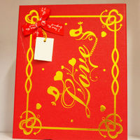 High Quality Gift Craft Boxes Chocolate