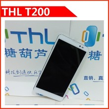 Original THL T200 Phone Android 4.2 MTK6592 Octa Core 6.0 inch 32GB Rom 13.0MP NFC OTG 1.7GHZ 1920*1080