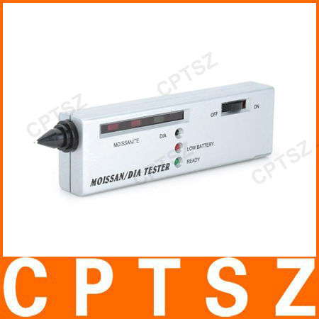 Portable Electronic Diamond Moissanite Tester Selector