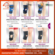 Crisscross adjustable breathable elastic elastic knee support