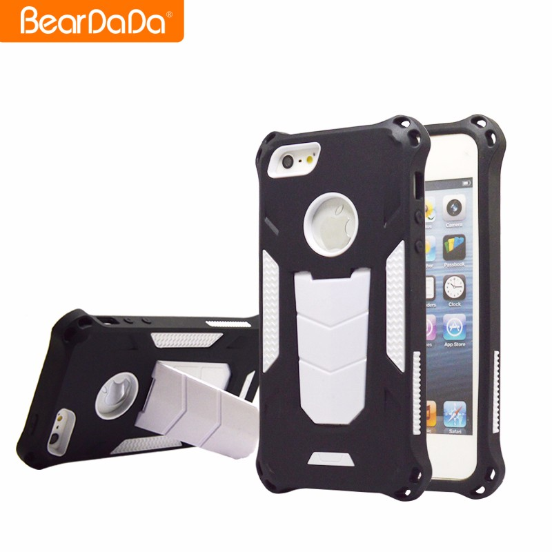 Cool Shockproof kickstand for i phone5 cases and covers