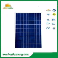 75w 17.5V 4.29A OEM/ODM poly grade A wholesale prices of solar panel made in China