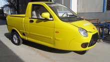 Electric Cargo tricycle with cabin/electric pickup with EEC certification