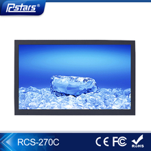 27inch 1000nits high brightness lcd dgital signage; led tv screen 1920x1080P
