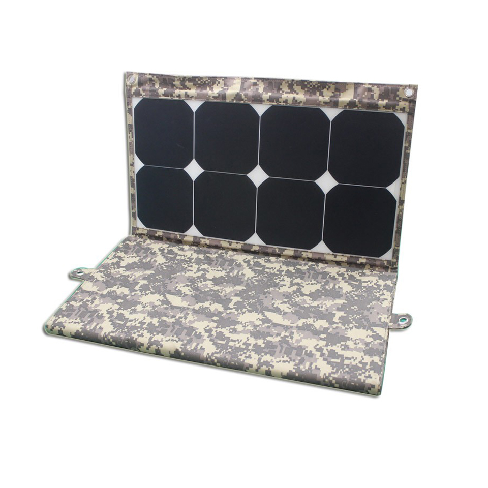 2017 China factory 130W flex small size low price mini solar panel