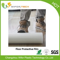 Surface Protector PE Hot Sale Floor Protective Plastic Film