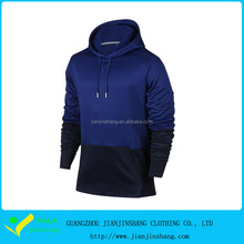 Newest Color Combination 100% Polyester Pullover Hoodies For Men
