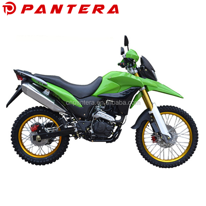 Durable Off Road Cross Bike 4-Stroke 200cc Motorcycle