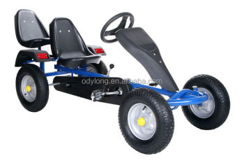 two seater go karts for sale, 2 seat pedal go kart F160AB
