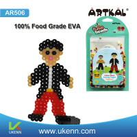 Artkal educational games 5mm hama beads kits for kids