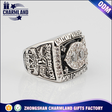 Hot sale cheap stainless steel Men's championship rings personal designs rings with custom logo