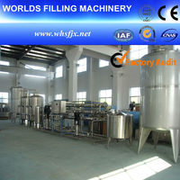 10 T/H Water Treatment Equipment System