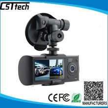 Twin Lens Dash Camera X3000 High Definition car black box