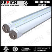 4ft 20W led tube t8 CE ROHS TUV UL CUL 347V for Canada