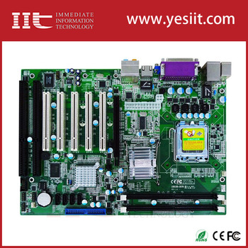 computer G31 with 2 ISA slot motherboardn8 embedded pc