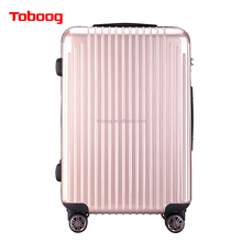 ABS PC China Suppliers Rolling Luggage,Suitcase with Factory Price Hard case Super lightweight