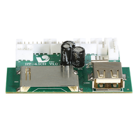 New arrival usb/sd printed circuit board audio player