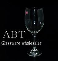 Nice design unbreakable wine glass with unique design