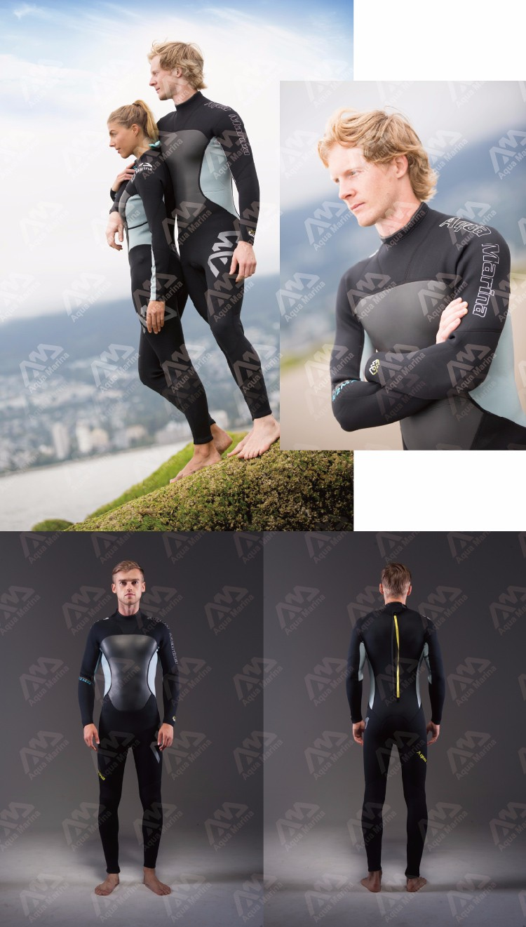 Men's Wetsuit, Professional Wetsuit, Neoprene Diving Suit