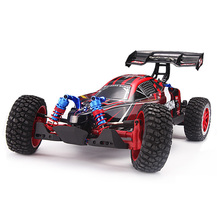 1/8 electric 4WD 2.4G brushless motors 4x4 off-road truggy rc car