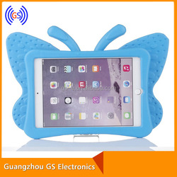 Kid Safe EVA Shockproof Case For Ipad Air,Butterfly Shape Case For Ipad