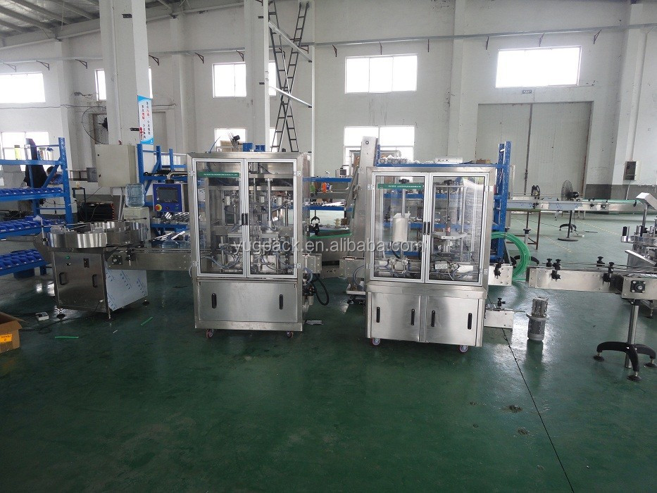 Automatic tomato juice filling production lineYGF-6L