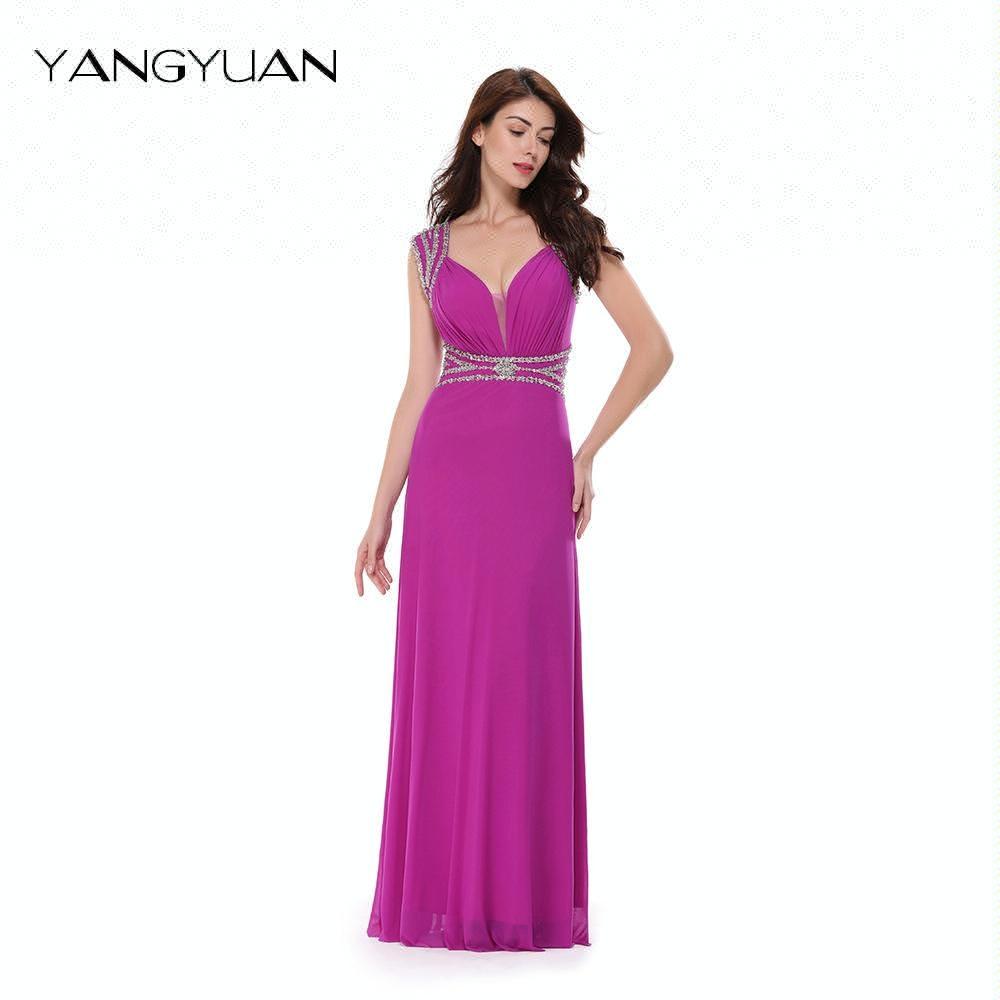 Venta al por mayor vestidos de dama de honor color vino-Compre ...
