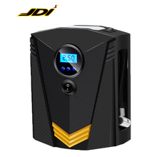 JDI-CZK-3604 Car air pump digital display lighting car 12v portable tire pump