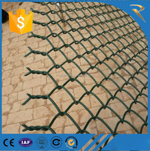 hot sales low prices PVC coated iron wire mesh chain link fence