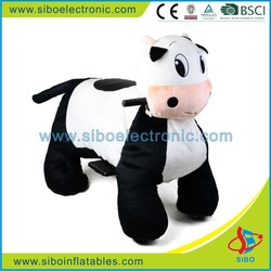 GM59 hot sale china motorcycles for kids battery operated cow toy