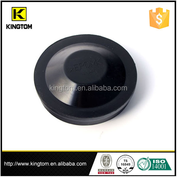 Rubber protective cap