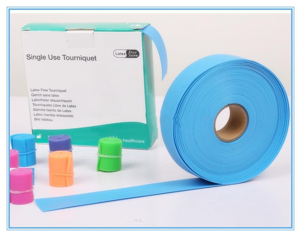 Latex free TPE disposable Tourniquet for surgical