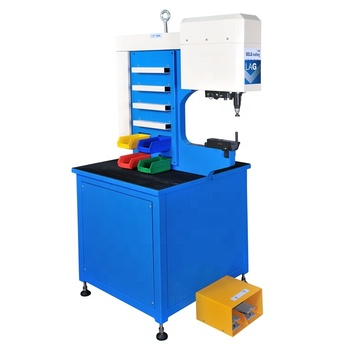 416 Plus Fastener Insertion Press With Manual Tooling Package