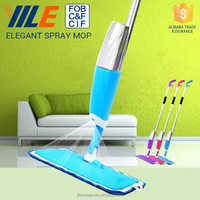 2016 New 360 Degree Spin Magic Mop Microfiber Water Spray Mop floor Cleaning