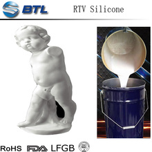 RTV Silicone Mould Making Rubber resin casting