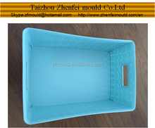 Big Fish Crate Box mould plastic injection mould for good sales