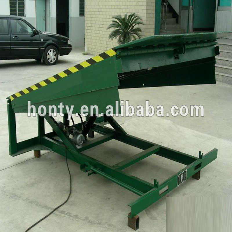 2016 Hot Sale Hight Quality Mechanical Manual Dock Leveler with CE Certificate