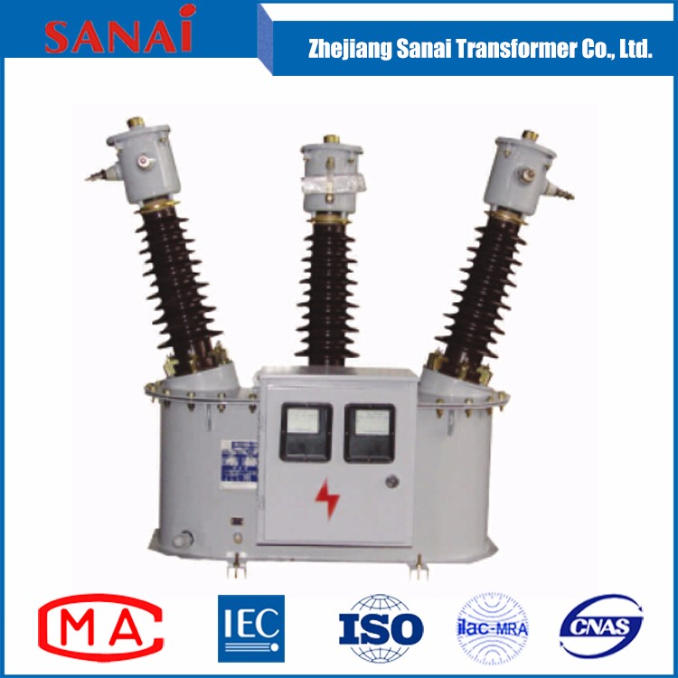 Uninterrupted power supply 220kv low current transformer