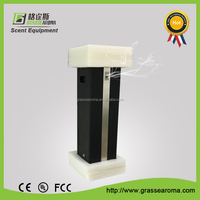 Air Freshener Fragrance Machine and Scent Diffusion System Designed in Timer Program with UL Adapter For Commercial Areas