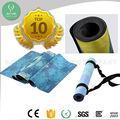 anti-bacterial moistureproof ultra soft organic yoga mat anti slip eco