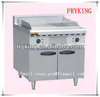 Heavy Duty Griddle /Kitchen Equipment for Restaurant