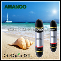 Top e-cigarette, hot selling orignal design magnet 2014 amanoo bling bling ego e cig
