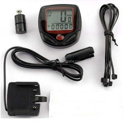 HT05032 Wireless Bike Bicycle Cycling Sports Computer Odometer Speedometer Waterproof
