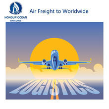 Amazon FBA Air Shipping Cost China to Europe Door to Door Delivery Service Including Customs Clearance Import Tax and Duty
