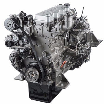 4 cylinders water cooling SDEC diesel engine SC4H for truck