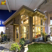 ce iso certificate low cost prefabricated wood kit houses light steel villa for sale