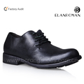 New style Retro goodyear welt shoes high quality men black leather dress shoe
