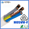 Factory price 2.5mm insulation flat pvc flexible cable