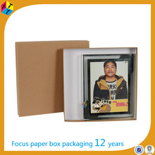 custom photo box packaging for gifts