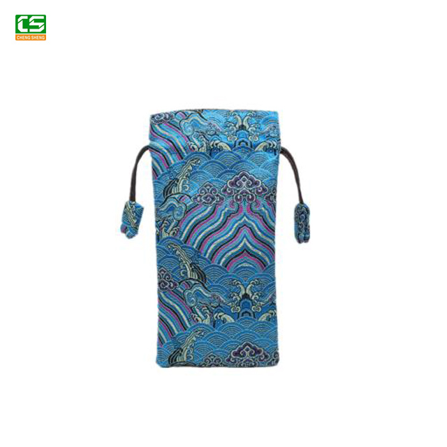 Free Sample Custom Jewelry Pouch, Microfiber Jewelry Drawstring Bag Factory